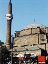 Действующая мечеть Баня-Баши