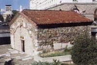 Церковь Света Петка Самарджийска