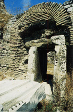 Руины римских терм