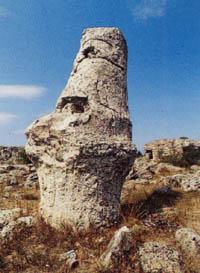Каменный лес в окрестностях Варны - забавная игра природы