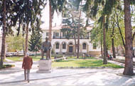 Трявна - родина знаменитых болгарских писателей Петко и Пенчо Славейковых, Болгария
