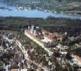 Вид на аббатство