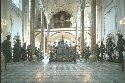 Интерьер церкви Хофкирхе