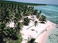 Пляж Доминиканы