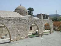 Cвятилище Афродиты, Кипр