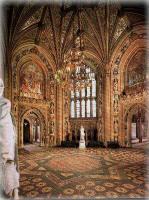 Палата лордов. Лондон