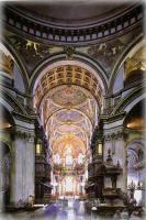 собор св.Павла. Интерьер