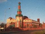 Бирмингем. Центральная мечеть