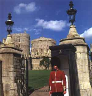 Винзорский замок