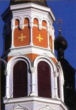 Русская церковь в Франтишковых Лазнях