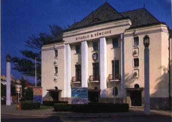 Театр им.Б.Немцовой в Франтишковых Лазнях