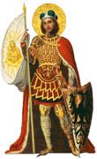 Св. Вацлав (картина Йосефа Манеса)