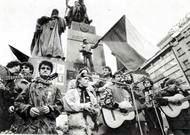 20 ноября 1989 г. на Вацлавской площади