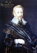 Шведский король Густав-Адольф