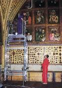 Карлштейн - часовня святого Креста