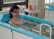 Лечебные процедуры на курорте Подебрады
