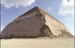 """Ломаная"" пирамида в Дашуре"