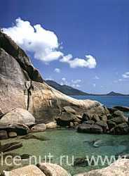 Каменные островные образования