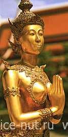 Бангкок: Драгоценный дворец на Реке Королей