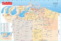 Карта Шаржи (Sharjah)