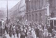 Прага, Национальный театр, 28 октября 1918 года