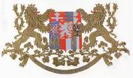 Чехоцловацкий герб - 1920
