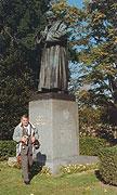 Статуя Коменского в Наардене