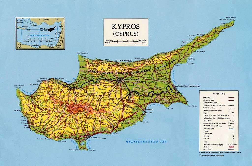 Как Скачать Карту Кипра На Телефон - фото 5