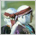 Жительницы Северного Кипра