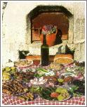 Кипрская кухняочень напоминает кавказскую