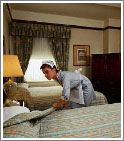 В отелях Кипра обслуживающий персонал очень вежлив и внимателен