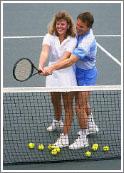 На любом теннисном корте вам помогут опытные тренеры