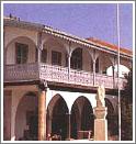Старый дворец архиепископа, в котором расположился музей народного искусства