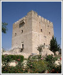 Замок Колосси - символ Лимассола