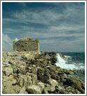 Портовая крепость в гавани Пафоса
