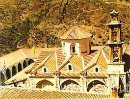 Монастырь Богоматери Махераса