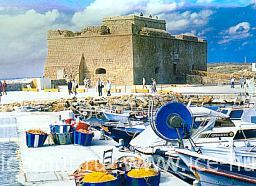 Замки на Кипре