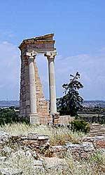 Лимассол, Святилище Аполлона