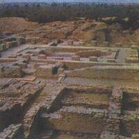 Раскопки Махенджо-Даро