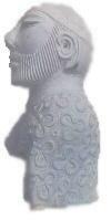 Статуэтка жреца(?) из Махенджо-Даро