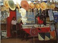 Покупки в Гоа