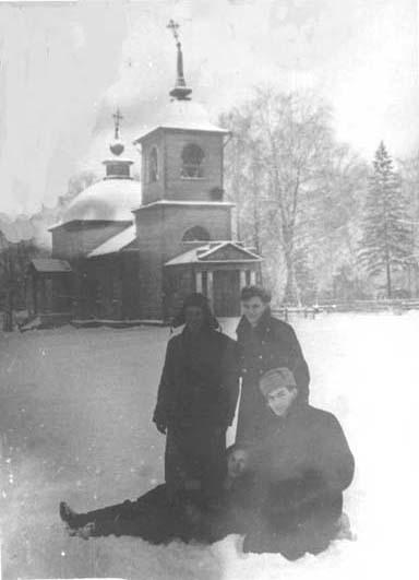 Cело Ивановское