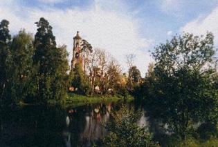 Село Воскресенское и Берлюковская пустынь