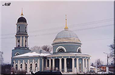 Усадьба Пехра-Покровское