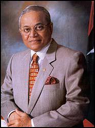Президент Мальдив Мамун Гаюм