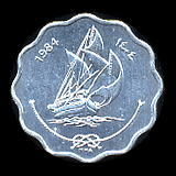 Мальдивская монета