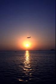 Мальивский закат