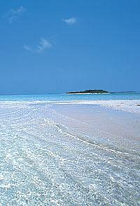 Мальдивский пляж