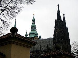 Прага / На свидание с тобою, Прага, я прособиралась столько лет!