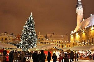 Таллинн / Новогодний отпуск в Таллинне!